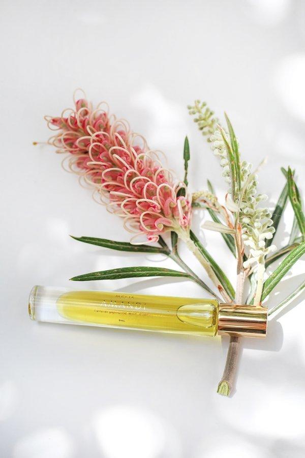 Amandi MELIS 100% natural perfume