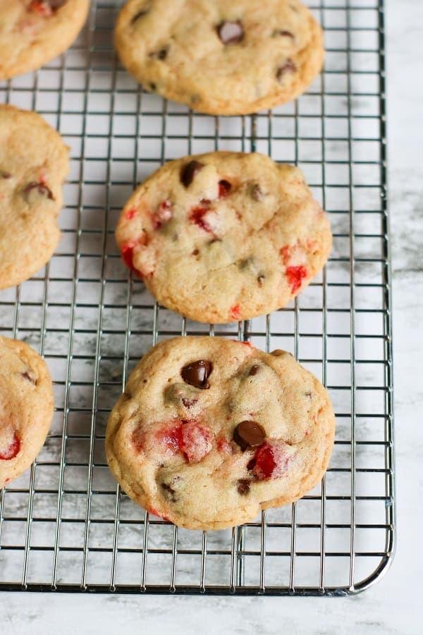Cherry Garcia Cookies