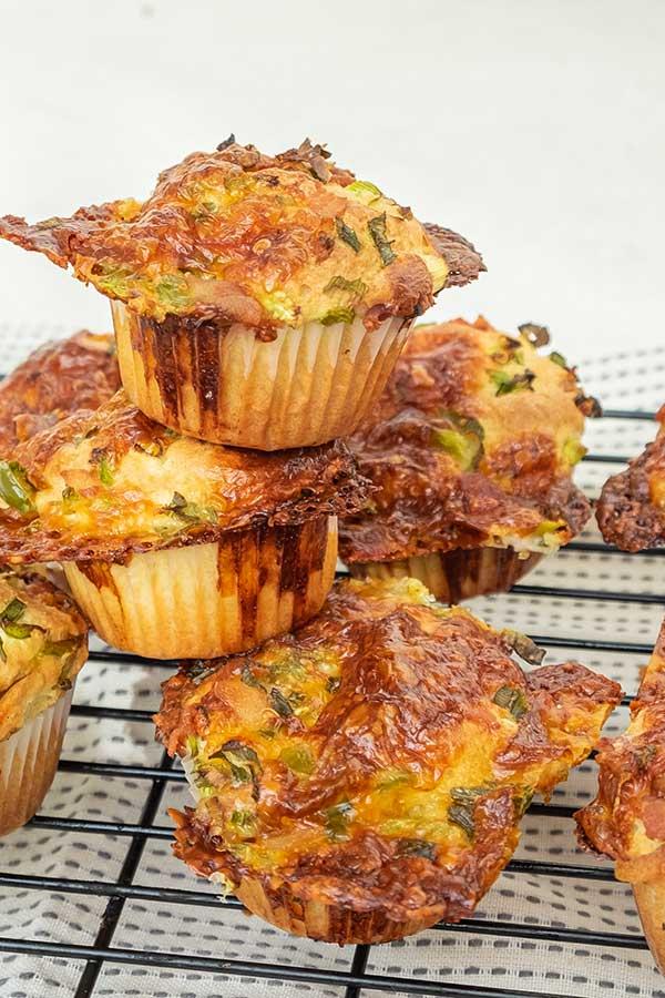 breakfast muffin, gluten free