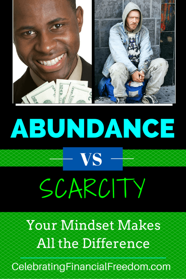 Abundance vs Scarcity- Your Mindset Makes All the Difference