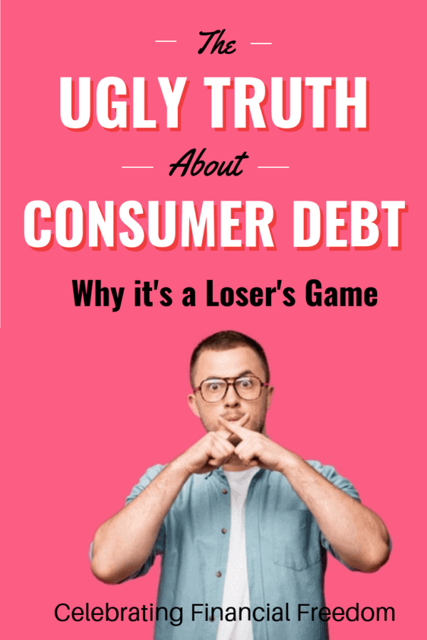The Ugly Truth About Consumer Debt