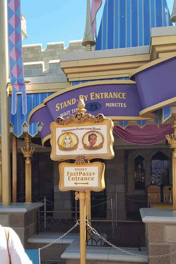 Find Rapunzel at Fairytale Hall