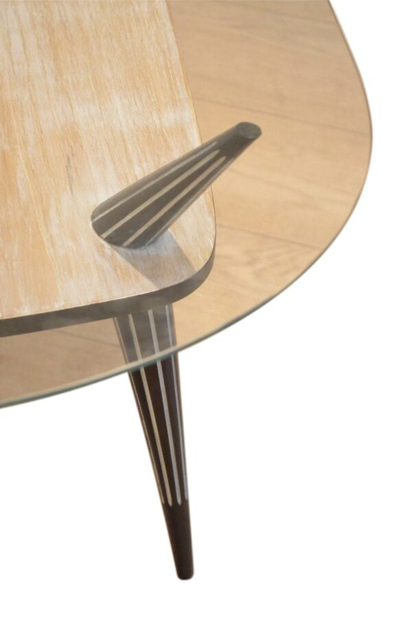 Design Italien Table Basse X, 1950s