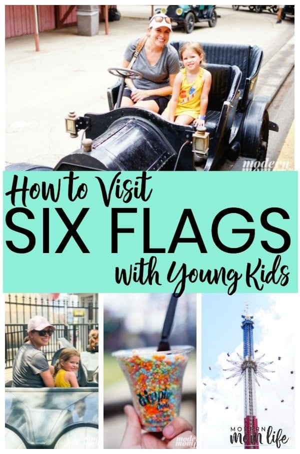 Six Flags with Kids