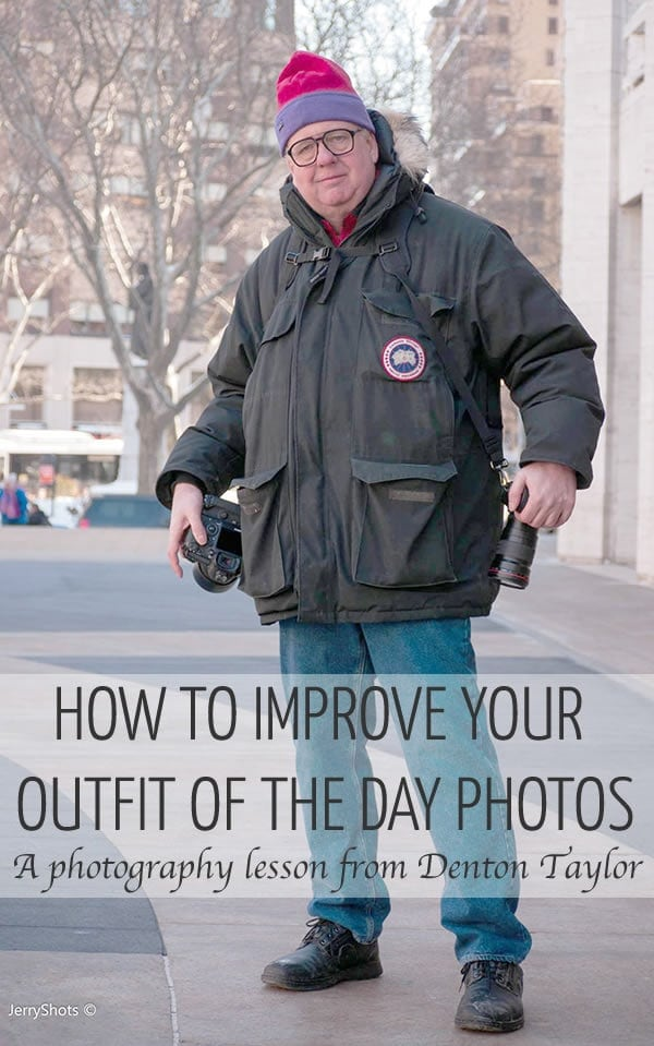 How To Improve Your Outfit Of The Day Photos (Or Any Other Photos) | 40plusstyle.com