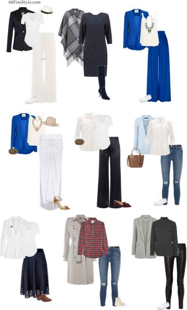 How to dress like Lauren Hutton: 9 looks you can replicate | 40plusstyle.com