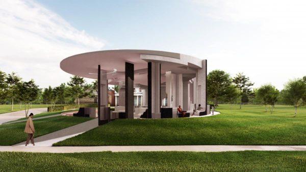 Pałac Kensington Serpentine Pavilion 2020_02