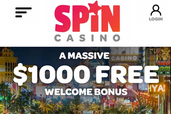 Mobile Spin Casino - Slot games available to play on iPhone and Android