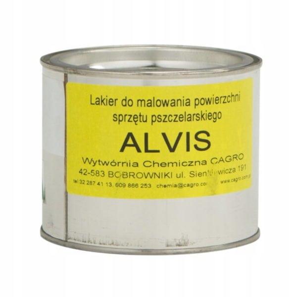 ALVIS lakier do sprzętu pszczelarskiego