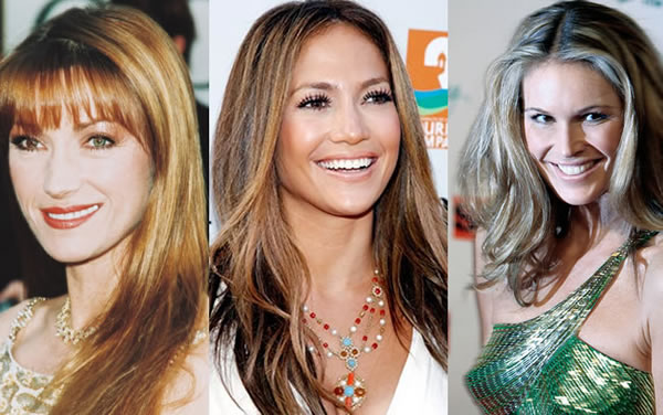 Long Hair Cuts For Women Over 40 100