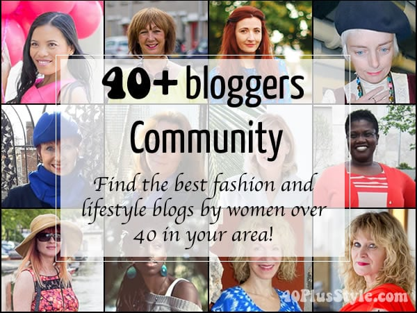 fashion bloggers over 40