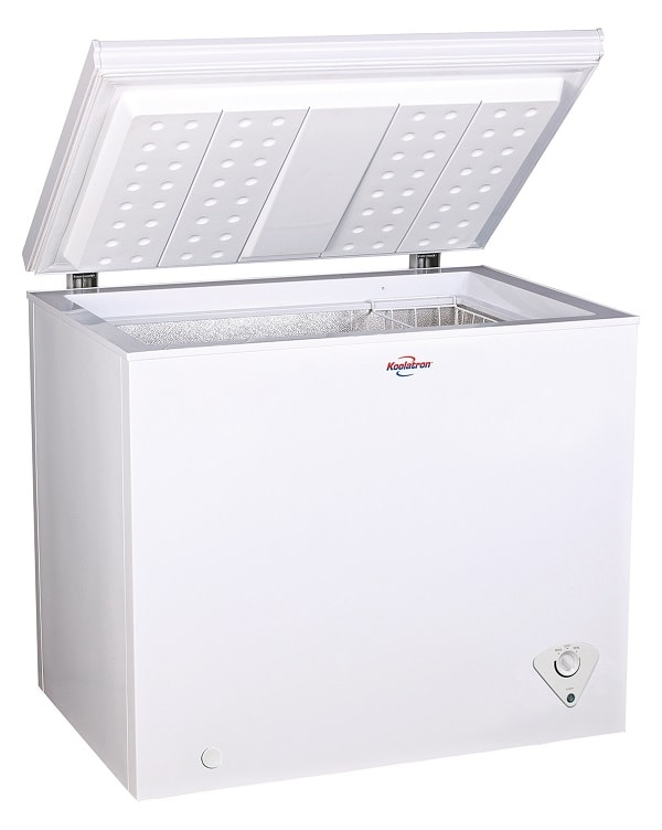 jual mesin chest freezer