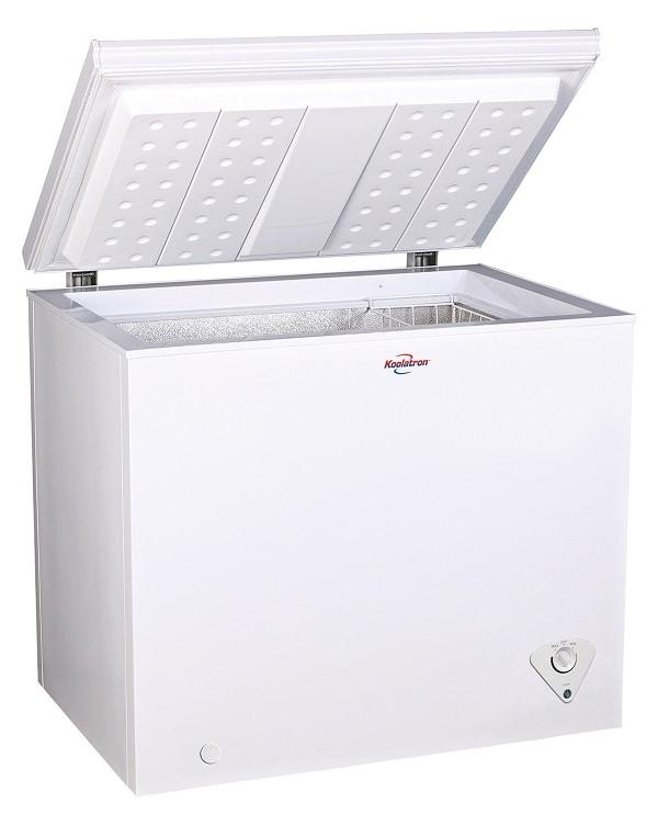 jual mesin chest freezer