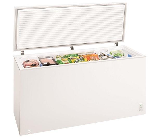 service chest freezer bandung