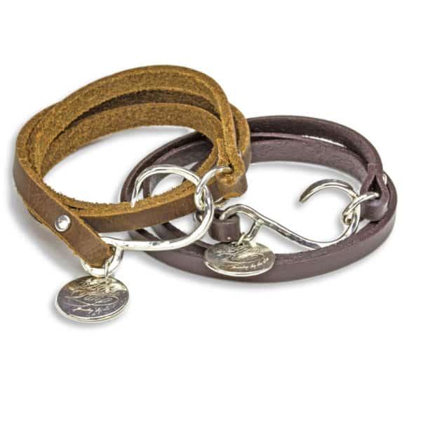 alohi kai BCH cowhide bracelets dkr