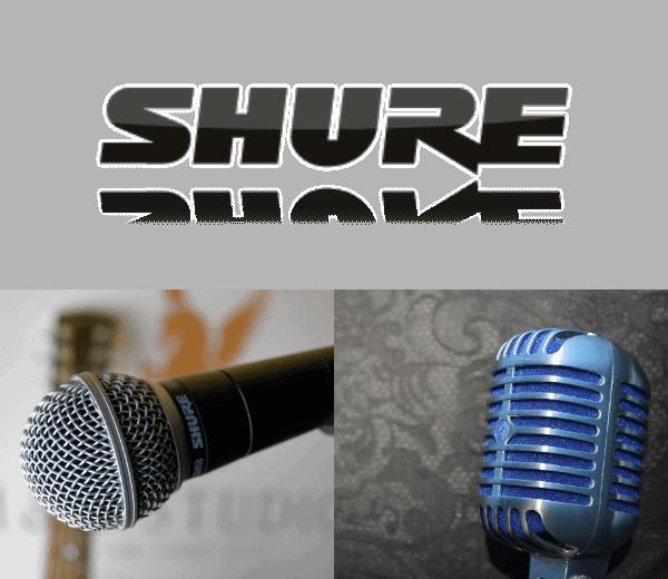 AUDIO10 ofrece los mejores micrófonos inalámbricos de la marca Shure