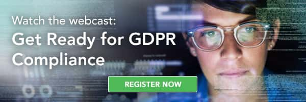 Get Ready for GDPR Compliance Webcast