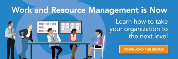 Work and Resource Management is Now