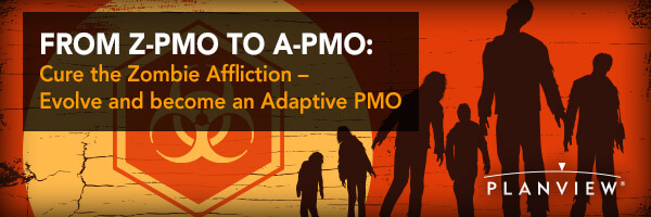 Evolve and Become an Adaptive PMO