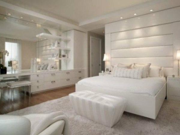23-fotos-decoración-dormitorios-modernos-blanco