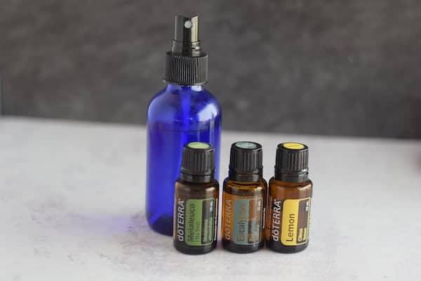 eucalyptus and lemon essential oil