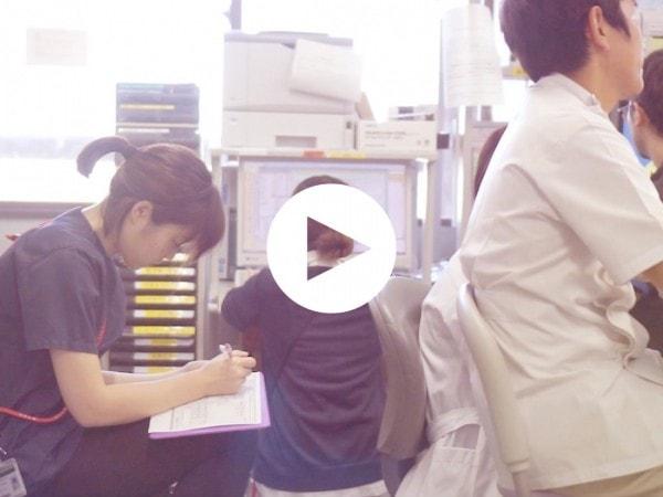 琉球大学医学部附属病院 総合臨床研修・教育センターPV(プロモーションビデオ)アイキャッチ画像