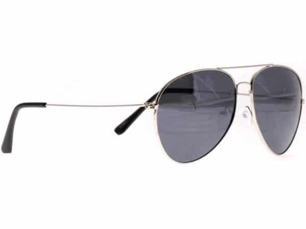 Pilot Superdark (sølv) - Pilot solbrille
