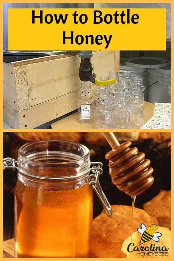 Learn how to bottle honey safely.