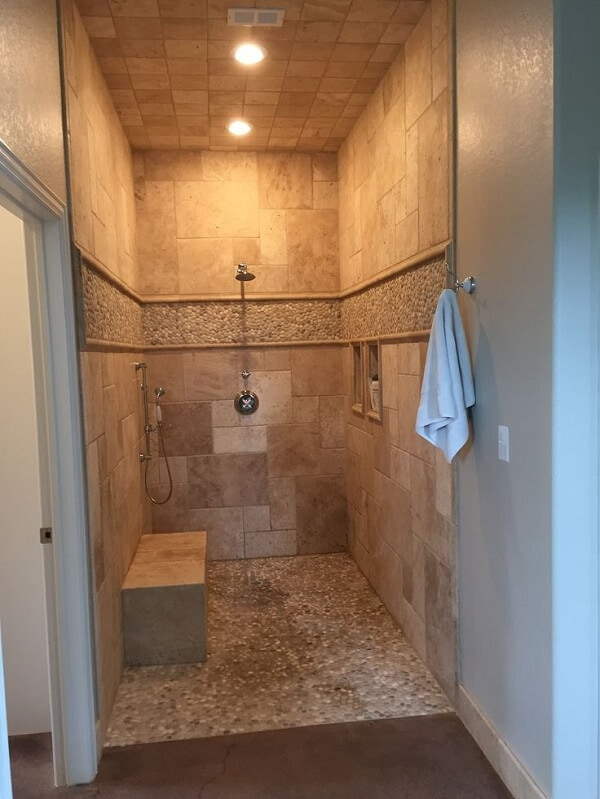 18 small and large diy walk in shower design ideas for small bathrooms