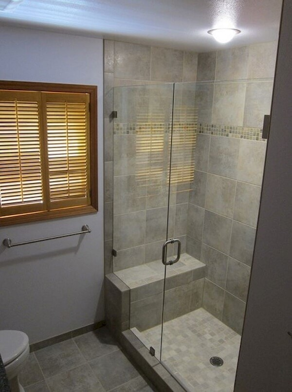 18 small and large diy walk in shower design ideas for