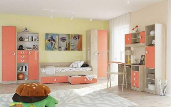 Детская мебель недорого ДМ7