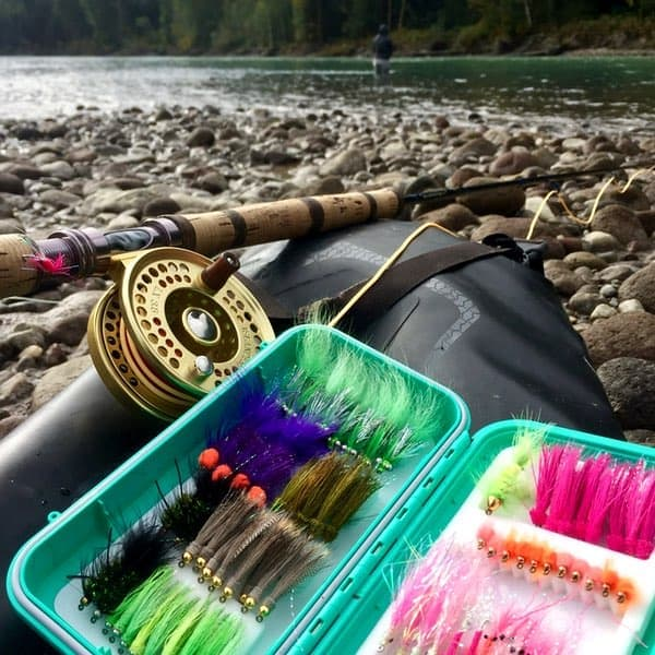 BC Fly fishing guide service