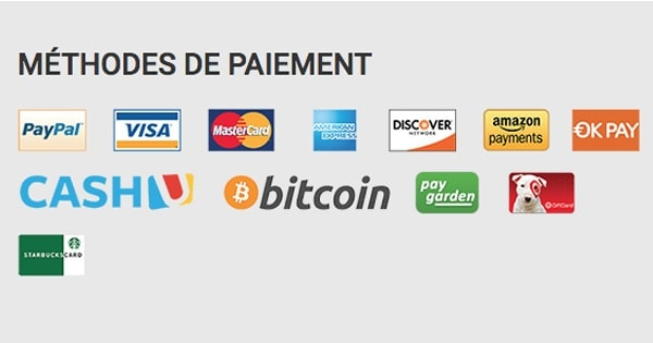 Paiement Private Internet Access
