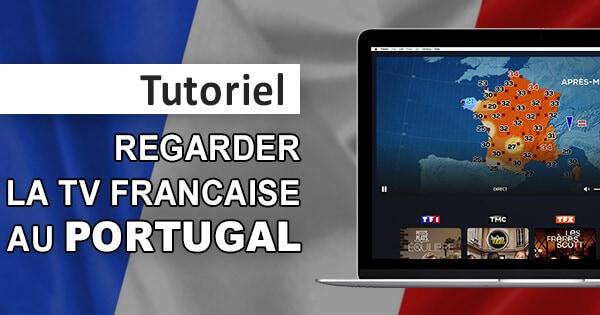 TV française Portugal
