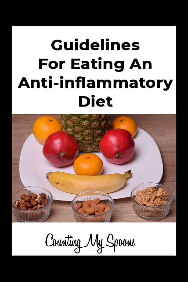 anti inflammatory diet for cluster headaches