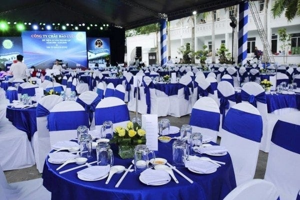 Cho thuê bàn ghế đám cưới tổ chức sự kiện