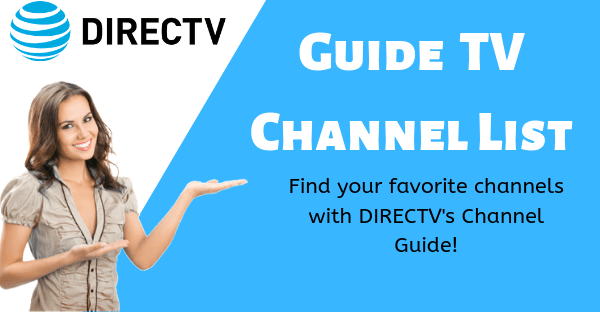 Directv now channels list 2019