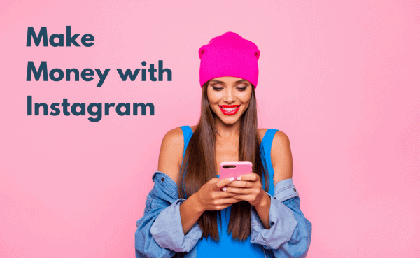 How to make money online Instagram