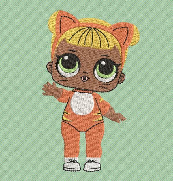 LOL Baby Cat