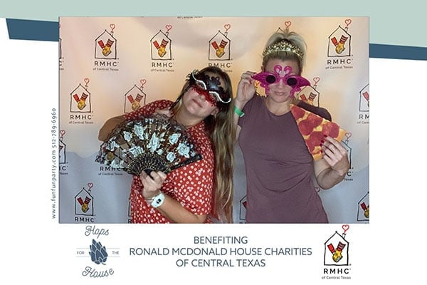 Selfie Station Photo Booth | Premium Mirror Photo Booth Rental in Austin TX | Fun Fun Party