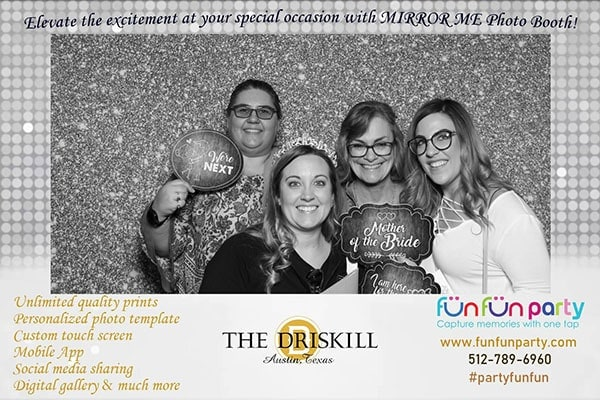 Wedding expo The Driskill Hotel Austin TX | Fun Fun Party