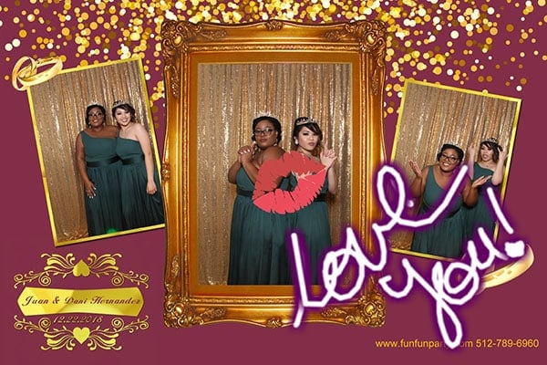 Mirror Photo Booth | Premium Mirror Photo Booth Rental in Rockdale TX | Fun Fun Party
