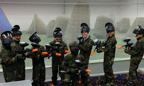 Things to do in Ft. Worth or Dallas this weekend - Paintball