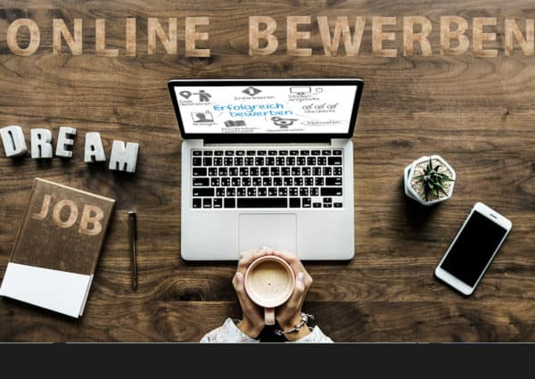 online- Bewerbung
