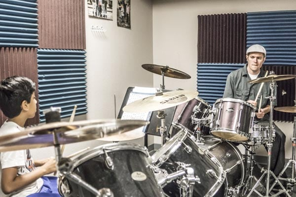 Drum Lessons for All Levels