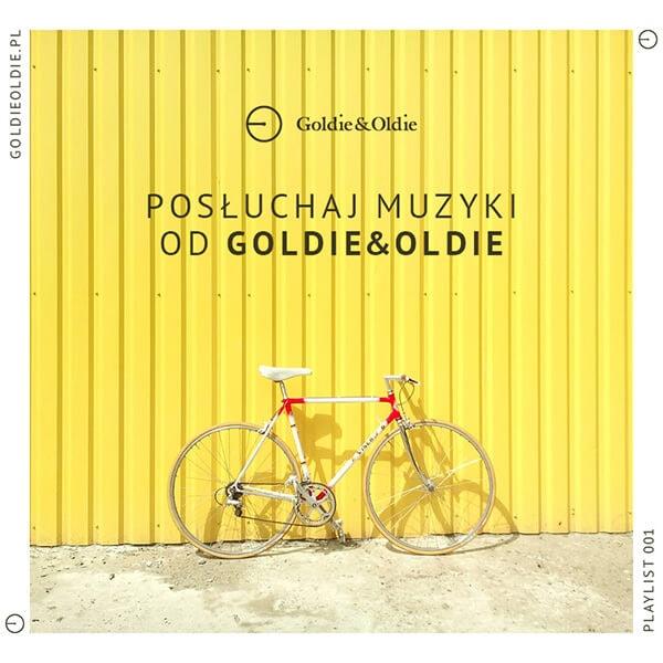 Muzyka na rower od Goldie&Oldie