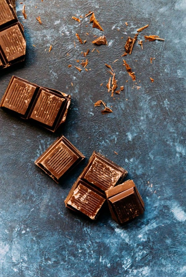 Want to make chopping chocolate easy and quick? Here's a quick tip for making chopping chocolate for your next baking project even easier!