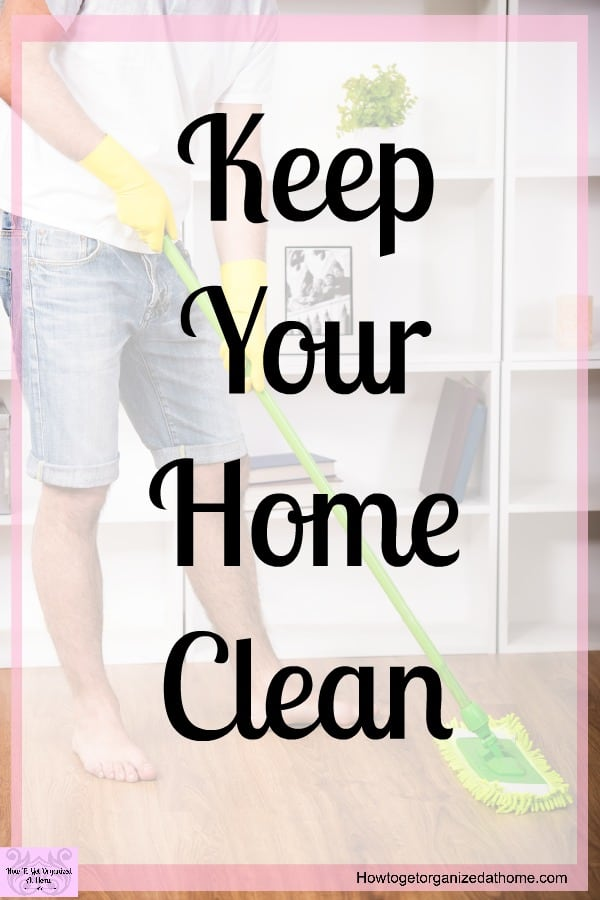 Simple tips to keep a house clean! Learn how I keep my home clean and tidy. These simple tips will set your cleaning schedule whilst making sure it's flexible enough for you to still have a life!