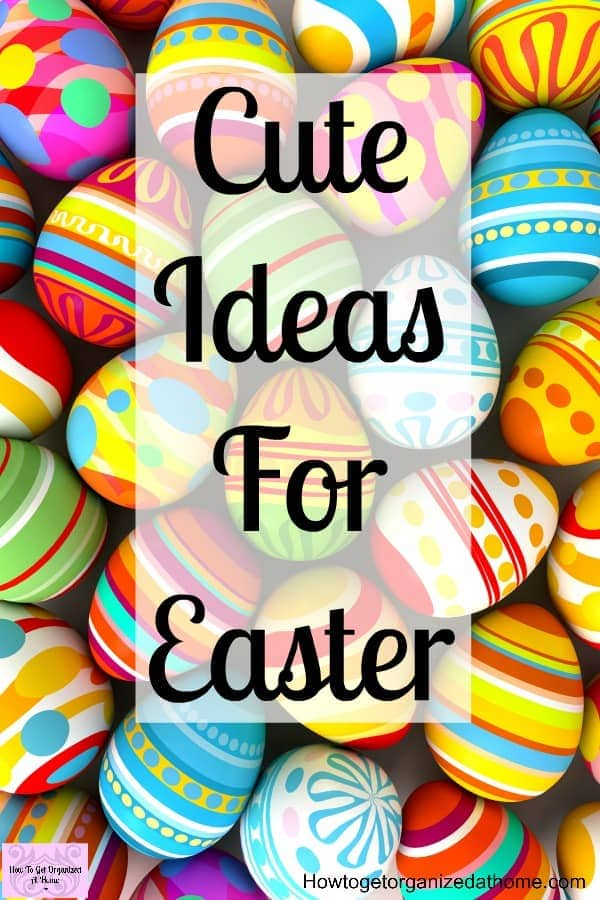Cute ideas for things to do this Easter! Fun things for all the family! A time to make memories with simple and cheap ideas!