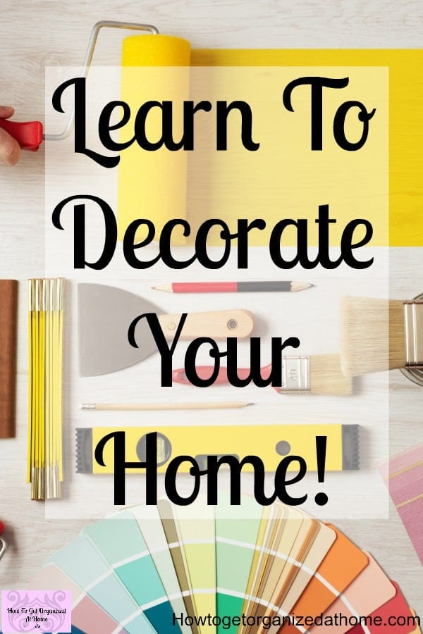 DIY decorating your home on a budget is an option if you know what you are doing! Do you want that designer look without the price of a designer? Well, I've got a solution just for you!